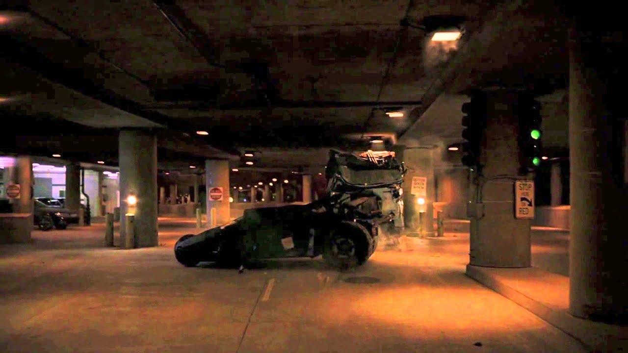 Batman The Dark Knight Car Wallpaper The Dark Knight Car Chase Scene Rescored Youtube