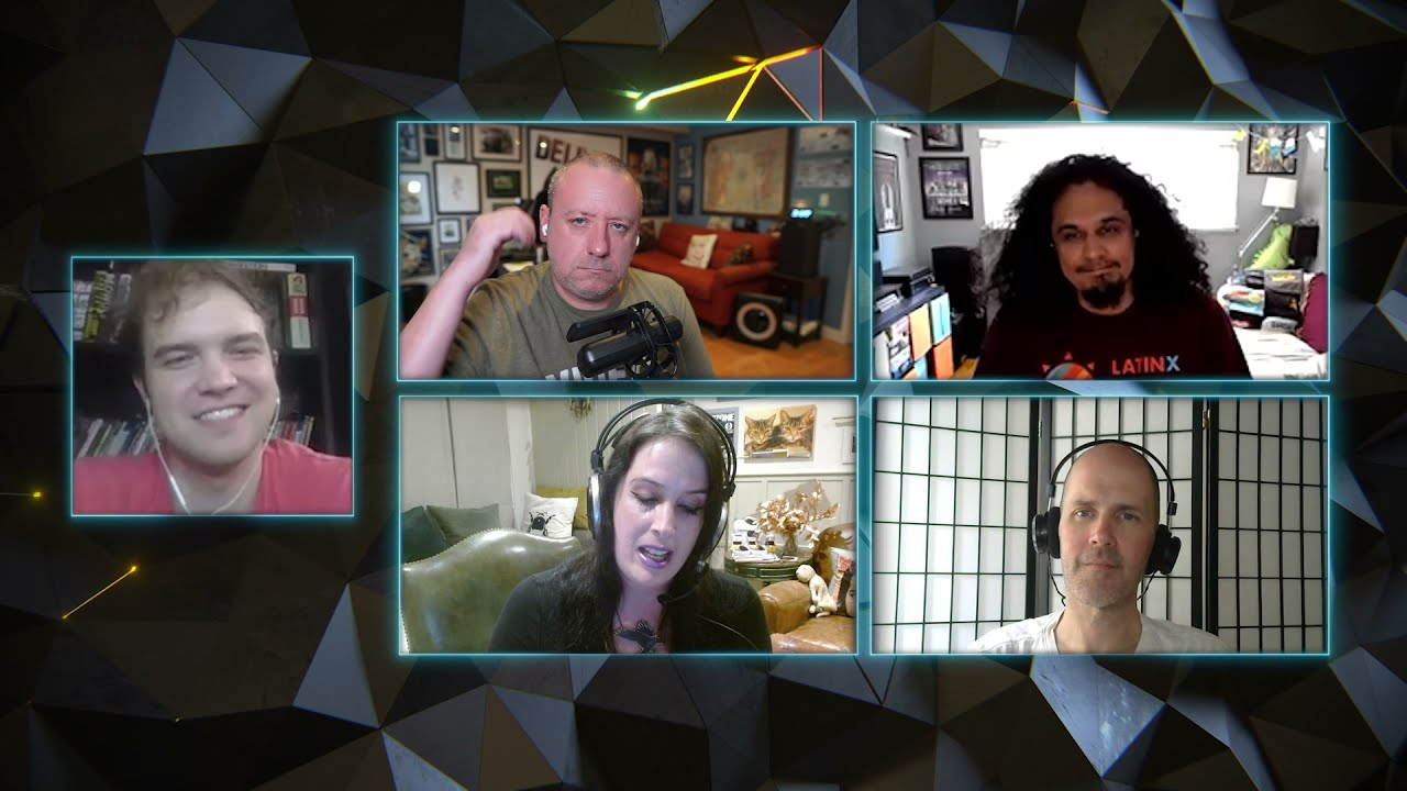 E3 2021 Panel: Reflecting the Real World in Games