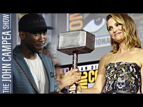 Best And Worst Of Marvel's Comic-Con Panel - The John Campea Show