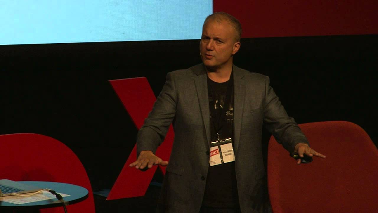 Cross cultural communication | Pellegrino Riccardi | TEDxBergen