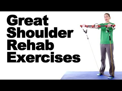 7 Great Shoulder Rehab Exercises Ask Doctor Jo