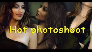 Film One Night Stand Movie Actress Nyra Banerjee's hot photoshoot.