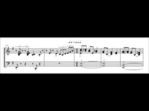 Complete Transcription: Bill Evans - 'Medley - My Favourite Things, etc.'