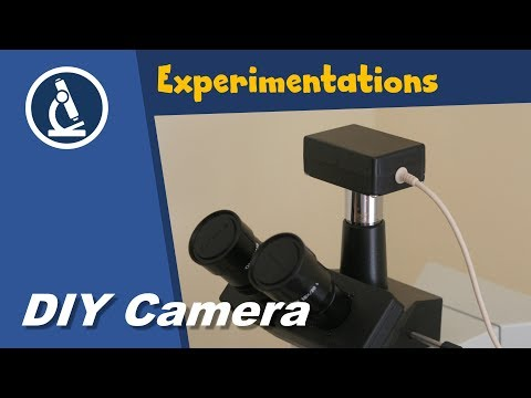 🔬 Connecting A Webcam To A Microscope