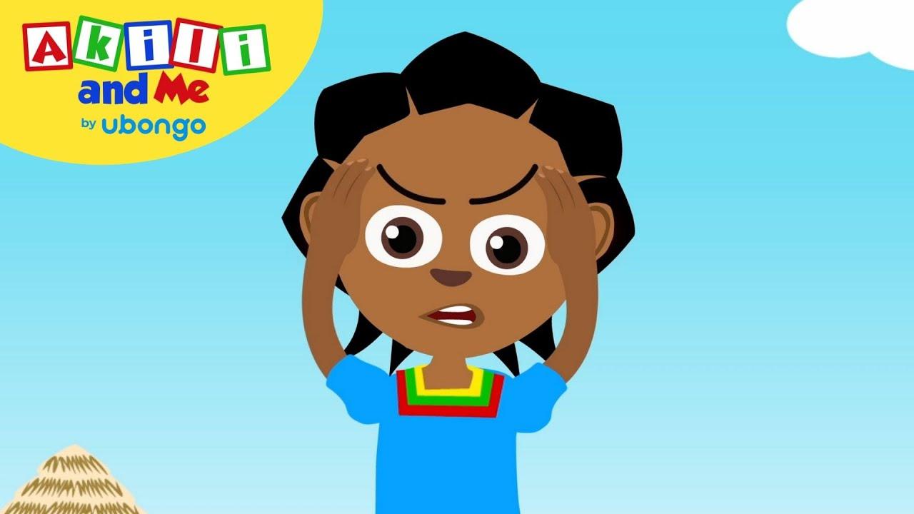 Don't be Angry!   Compilations from Akili and Me   African Educational Cartoons