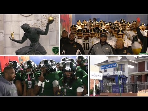 Detroit PSL Championship - Cass Tech vs King  : UTR Highlight Mix 2016