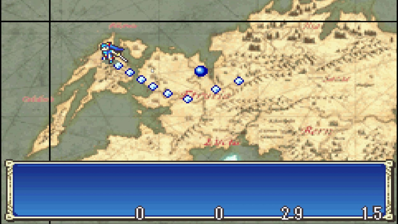 Fire emblem make your own adventure map debug from fe7 beta youtube fire emblem make your own adventure map debug from fe7 beta gumiabroncs Images
