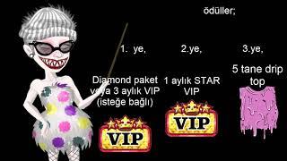 MSP DEV ÇEKİLİŞ! DİAMOND PAKET, 1 AYLIK VIP, DRIP TOP!! || Alien's within us