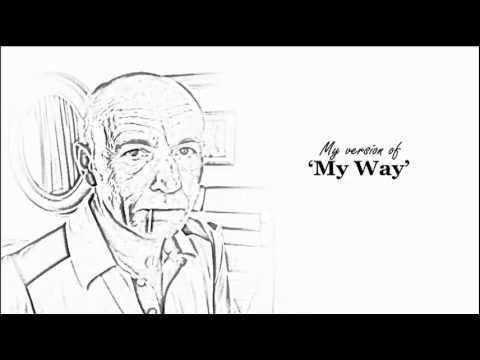 My Way Karaoke version by Vik