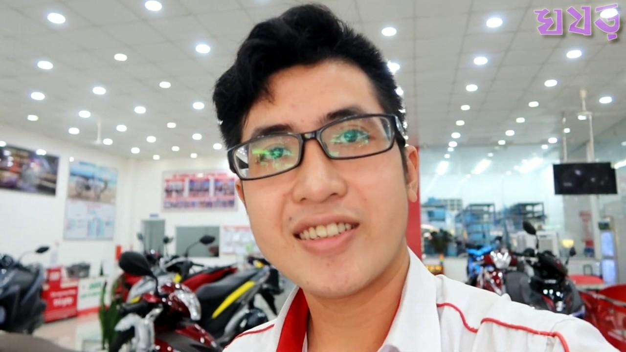 Bảng giá xe và trả góp Honda Vision 2019