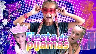 FIESTA DE PIJAMAS | PIJAMADA con Zarola Kids y Aitana y compañía - Silvia Sánchez