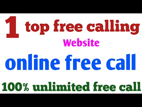 New best free calling website online Call unlimited 2017 Tricks 😮||Technical News