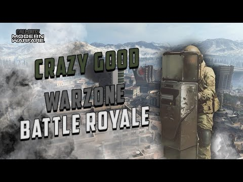 The Riot Shield Is Crazy Good In Warzone Battle Royale!