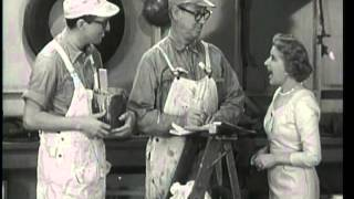 Burns and Allen: Gracie Wants the House Painted