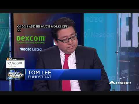 Keep Calm and HODL Bitcoin says Fundstrat's Tom Lee