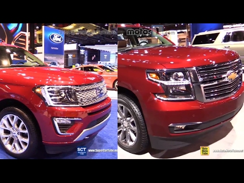 Ford Expedition Vs Chevy Tahoe