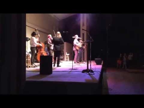 Steep Canyon Rangers bluegrass August 2015 awesome!! Blueridge Music Center Galax VA