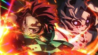 Gambar cover WATCH DEMON SLAYER PLEASE! Demon Slayer Kimetsu no Yaiba Episode 19 LIVE REACTION (Hinokami)