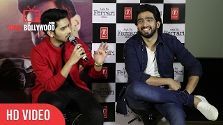 How is it to work together with each other   armaan malik and amaal malik