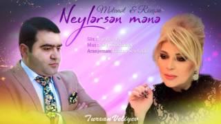 Metanet Isgenderli & Rovsen Memmedov - Neylersen (Yeni Xit 2017)