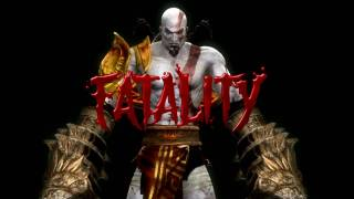 Download Video Mortal Kombat 9   All Character Fatality HD MP3 3GP MP4