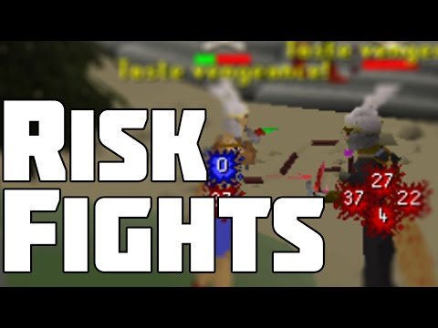 Risk Fighting Pk Commentary #1: Oldschool Runescape 2007