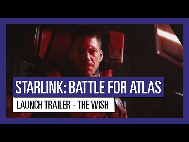 STARLINK : BATTLE FOR ATLAS LAUNCH TRAILER - THE WISH