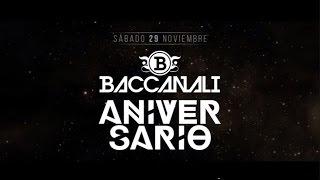 Baccanali Aniversario @ TB Club (29-11-2014)