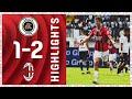 Maldini & Díaz goal   Spezia 1-2 AC Milan   Highlights Serie A 2021/22