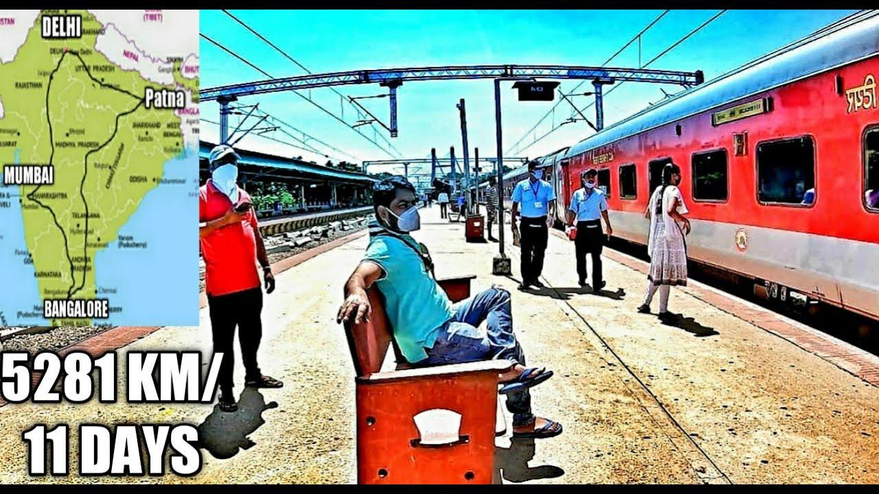 Picture abhi baki hai Dost | Sangamitra Express covid special train | Danapur Bangalore Sanghamitra