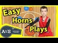 Easy Horns Basketball Plays For Kids