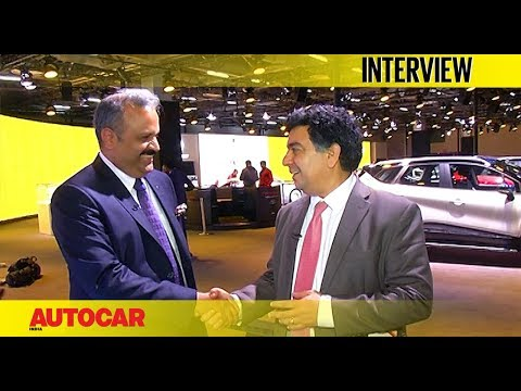 Sumit Sawhney (MD and CEO, Renault India)   Interview   Autocar India