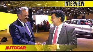 Sumit Sawhney (MD and CEO, Renault India) | Interview | Autocar India