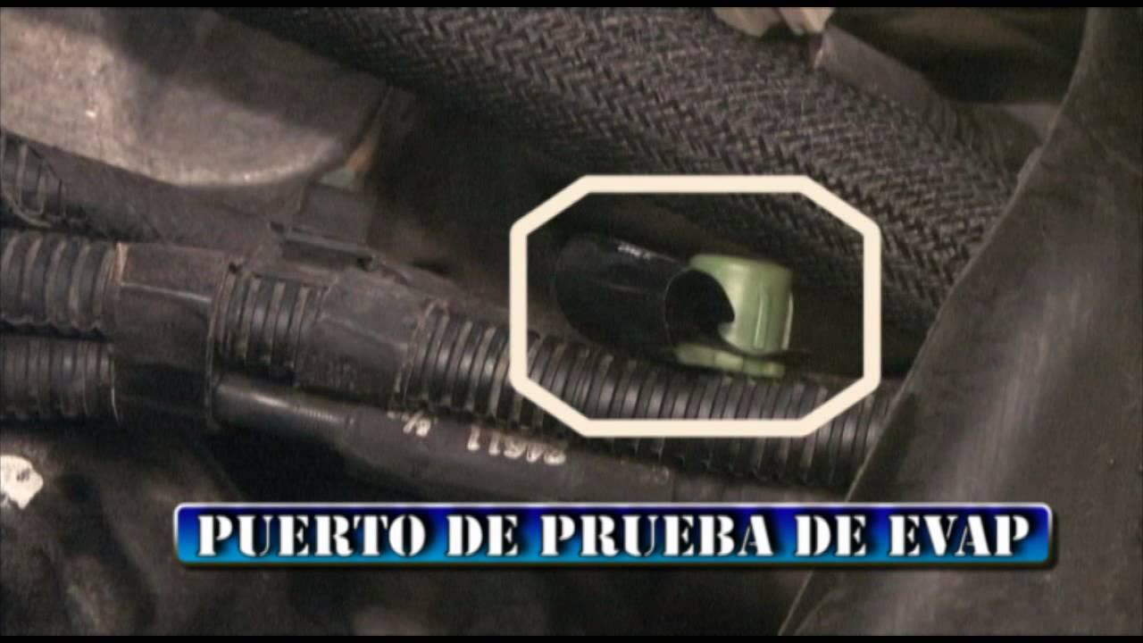2005 Trailblazer Engine Diagram Wells Dodge Evap Reparaci 243 N Codigos Po442 Po455 Youtube