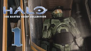 Halo: Combat Evolved Anniversary - Mission 1 (Pillar of Autumn)