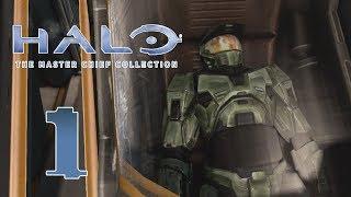 Halo: Combat Evolved Anniversary - Mission 1 (Pillar of Autumn)