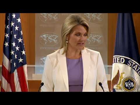US \'Deeply Concerned\' About Rohingya Crisis, in \'Robust Dialogue\' With Myanmar Government