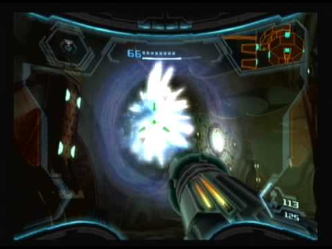 Let's Play: Metroid Prime 3: Corruption part 69 (partially blind)