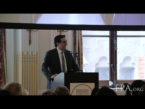 Artificial Intelligence and International Affairs with Dr. Dario Gil ...