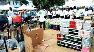 Empowerment programme From Hon  Rita Orji to Defectors of APC members to PDP