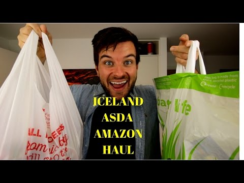 Slimming World Haul Asda Iceland Amazon - Weigh In Time