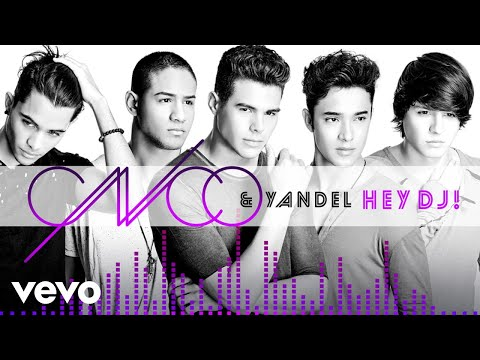 CNCO, Yandel - Hey DJ (Audio)