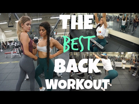 THE BEST BACK WORKOUT FT SEXY LEXY