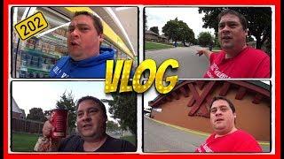 📷Rainy Night | Park | Newspaper | Walpole Island | Doritos | Car Hunting | Weight Update📷-Vlog #202