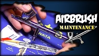Tips & Tricks to Airbrush Maintenance You Should Know