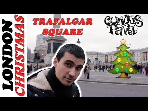 The Christmas Tree On Trafalgar Square London Norway History Facts