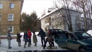 В Ухте на ул. Пушкина отравили собак 31 марта 2018г