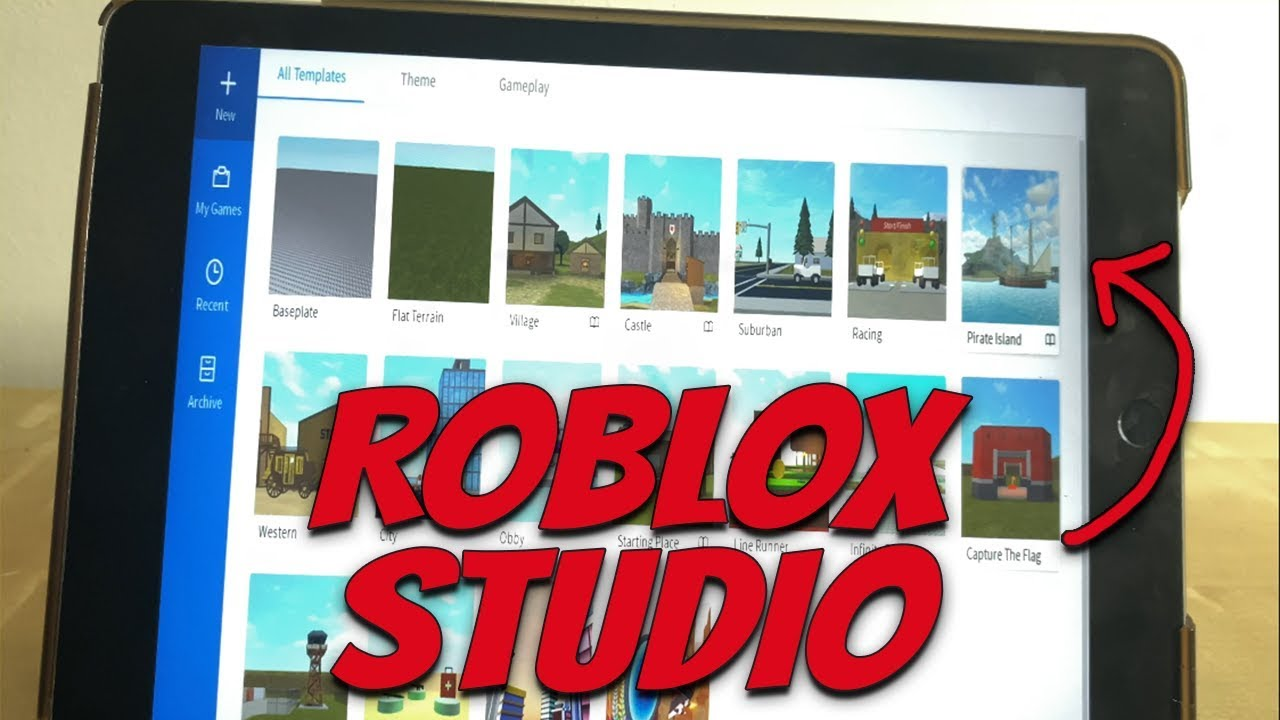 Roblox Studio Download Android iOS (2020) YouTube