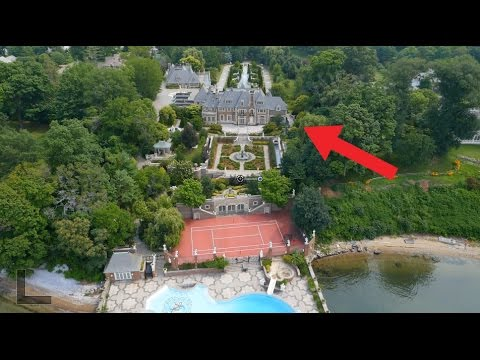 This $85M Long Island mansion once belonged to a Soviet billionaire