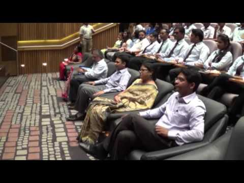 The Yi Nationwide Youth Dialogue on 'Visioning for India' @ Jamshedpur – October 2015